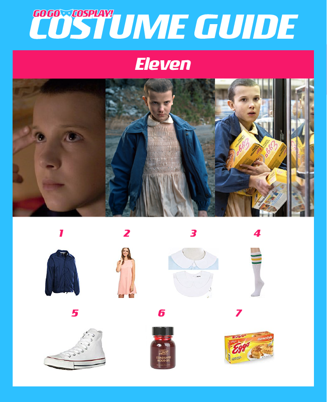 diy eleven costume guide