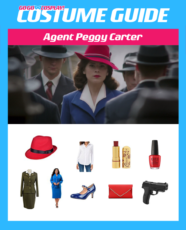 agent peggy carter costume diy guide for cosplay halloween