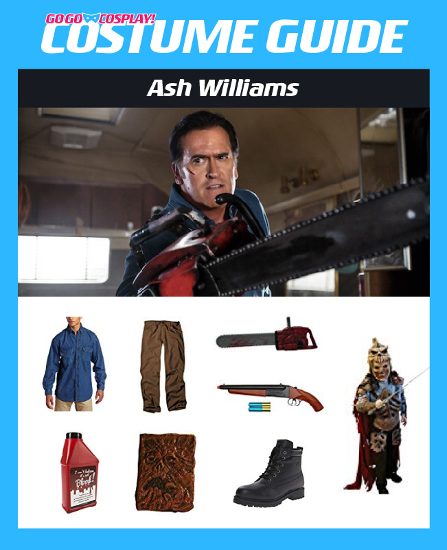 ash williams evil dead costume diy guide for cosplay halloween
