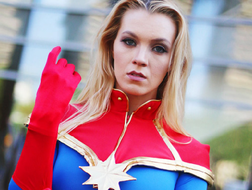 Captain Marvel Costume Guide Diy Cosplay Halloween Ideas A wide variety of captain marvel costume options are available to you, such as supply type, costumes type, and holiday. captain marvel costume guide diy