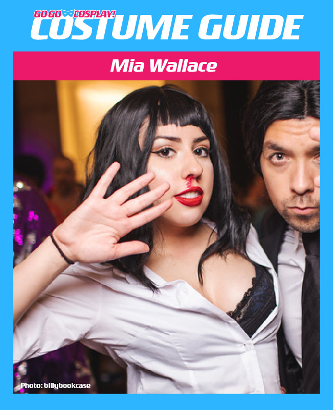 Mia Wallace Costume Guide Diy Pulp Fiction Cosplay For Halloween